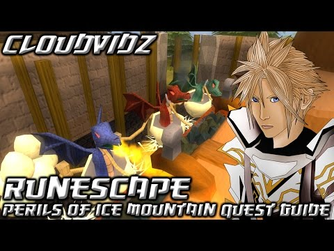 Runescape Perils Of Ice Mountain Quest Guide HD Review Thumbnail