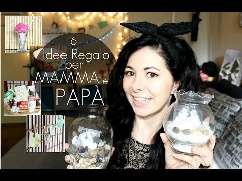 Regali FAI-DA-TE per la festa della MAMMA e del PAPÀ