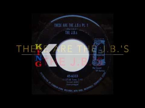 These Are The J.B.'s - The J.B.'s (1970) (HD Quality)