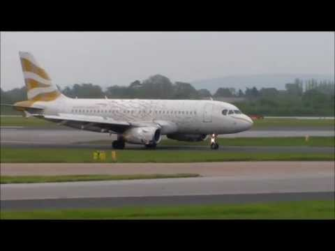 Spotting at Manchester 20.5.13 (787 Day)