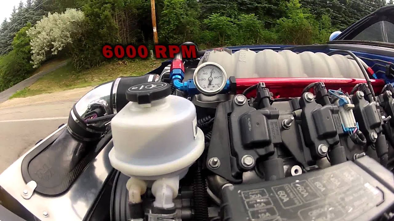 427 Ls3 Rx7 Fuel Pressure Issue Youtube