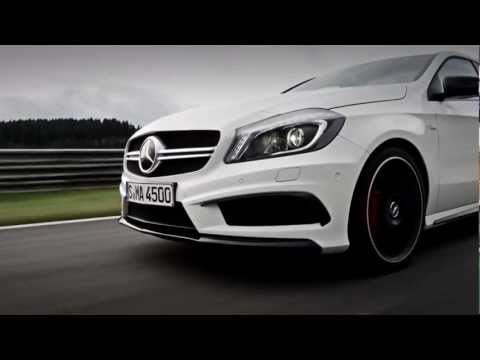 2013 Mercedes A Class AMG A45 In Detail Commercial 2013 A Class W176 Carjam TV HD Car TV Show