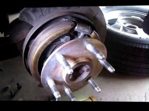 Parking Brake Adjustment on 2002 Chevrolet Tahoe LT