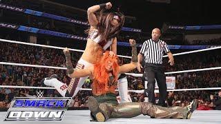 Becky Lynch vs. Brie Bella: SmackDown, December 17, 2015