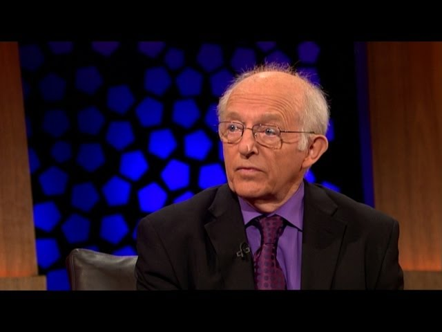 Paul Daniels performs a new trick on The Late Late Show