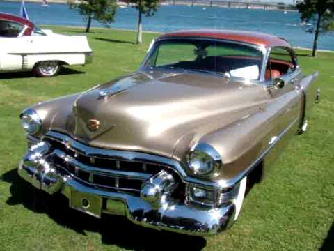Classic Car Show On The Bay San Diego