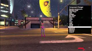 GTA 5 - Invisible Outfit - Female Character Using Apii Intense Mod Menu + Info DL Link