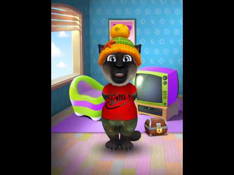 [My Talking Tom] Gatto Ciccione