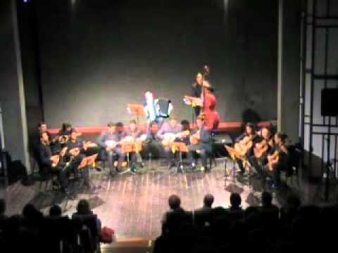 Nino ROTA Film Music con orchestra di Mandolini diretta da Tiziano Palladino
