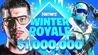 *NEW* Fortnite Winter Royale Game Mode! - $1,000,000 in Prizes! (Fortnite Battle Royale)