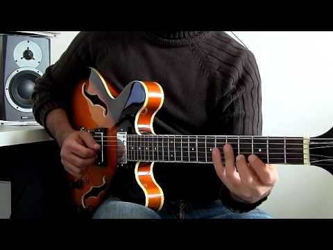 Jazz Licks - Joe Pass lines -
