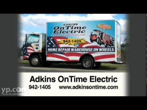 Homewood Electricians Adkins OnTime Electric