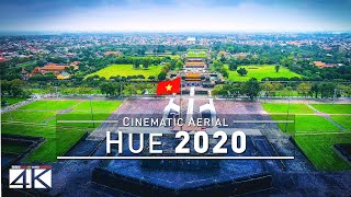 【4K】Drone Footage   Hue - The Imperial City   VIETNAM 2019 ..:: Huế Bird's View   Aerial Film