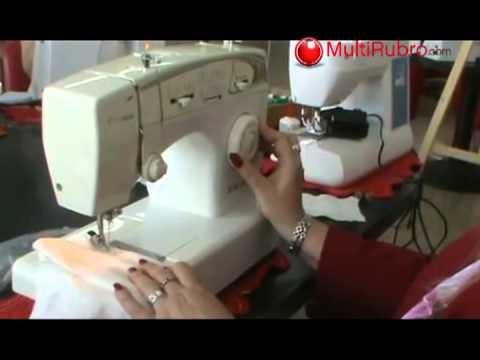 Maquina de coser Singer Florencia 68 - YouTube