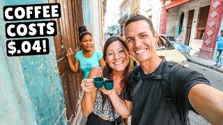 CUBA! Here's What Surprised Us Most: Safety, Food, Money, Cigars, Cars