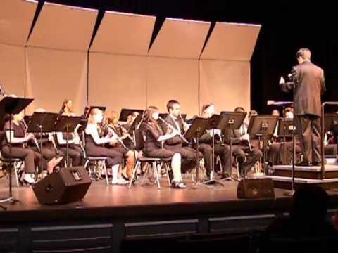 Moraine Valley Community College Concert Band Spring Concert 2of5