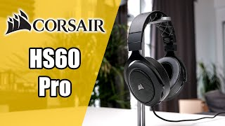 A GREAT $70 Headset: Corsair HS60 Pro Surround review