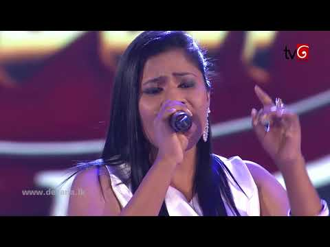 Mal Madahasa Peedena By Nimalka Udayakumari @ Dream Star Season VII | Final 6 ( 11-11-2017 )