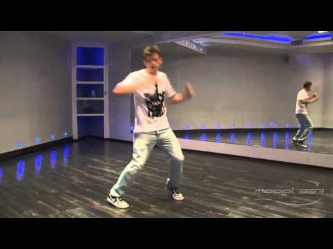 Андрей Захаров - урок 4: видео танца shuffle
