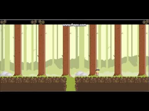Java Swing 2D platform game Part 1 - Read Description
