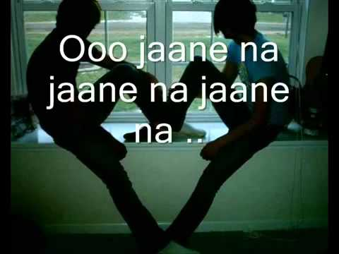 Tu Jaane Na With Lyrics.mp4 video