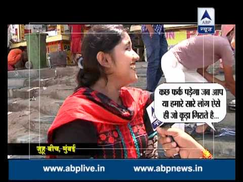 Yeh Bharat Desh Hai Mera: Woman apologizes for littering on Juhu beach; scores 10/10