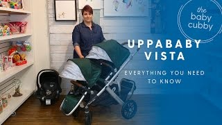 UPPAbaby Vista 2017 Stroller | How to EVERYTHING YOU NEED TO KNOW