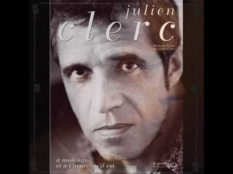 Julien Clerc - bibliothéque mazarine.wmv