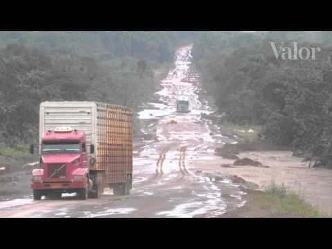 BR-163, uma estrada sem solução há 30 anos