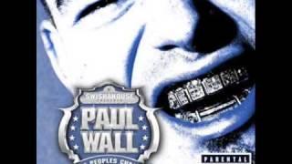 Watch Paul Wall Im A Playa video