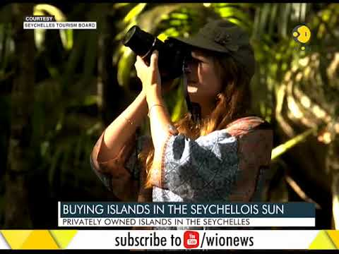 Watch: Indian-origin man who bought Seychelles Island in Africa thumbnail