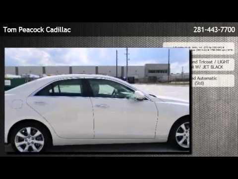 2014 Cadillac ATS 2.0L I4 RWD Luxury - Houston