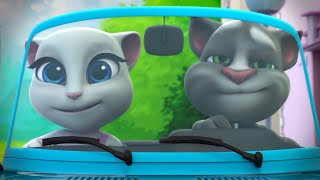 Talking Tom Shorts 17 - The Art of Packing