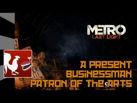 Metro Last Light - 3 Achievements