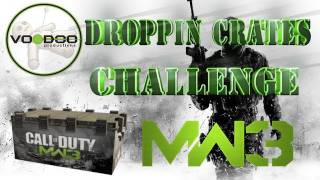 Call of Duty Modern Warfare 3 : Droppin Crates Challenge