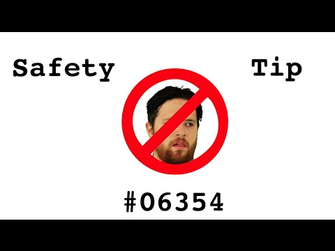 Safety Tip 06354