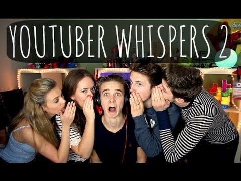 Youtuber Whispers 2 | ThatcherJoe