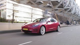 ANWB Test Tesla Model 3 2019 (WE BEGINNEN MET DE DUURSTE)