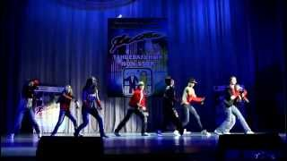 hip hop studance крутой танец