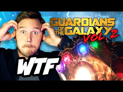 Guardians Of The Galaxy 2 Villain and Marvel Infinity Gems