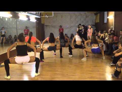 Twerk/booty dance by Keat Mel