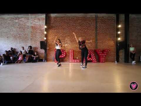 Mackenzie Ziegler & Rumer   OMG - Camila Cabello, Quavo   @RumerNoel Choreography