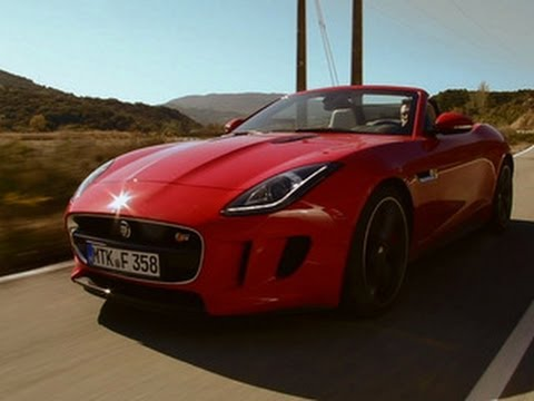 CNET On Cars - Jaguar F-Type: Wide open on the back roads of England - Ep 18