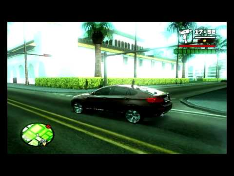 GTA San Andreas BMW X6 2010 M