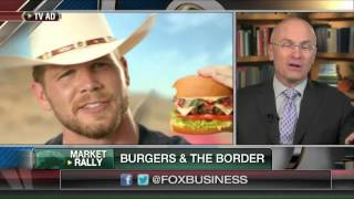 CKE Restaurants CEO: Didn't intend Carl's Jr. ad as political statement