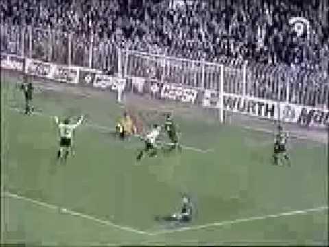 Valencia - Copa del rey 1998/1999 - Claudio Lopez & Mendieta