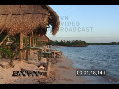 1/27/2007 Punta Soliman, Mexico - B-Roll waterfront video