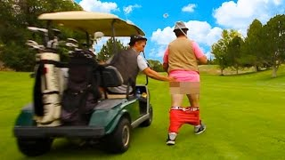 GOLF ETIQUETTE GANGSTERS!