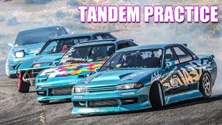 Our BEST drift tandems yet!!