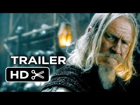 Seventh Son Official Trailer #2 (2015) - Jeff Bridges. Julianne Moore Fantasy Adventure HD